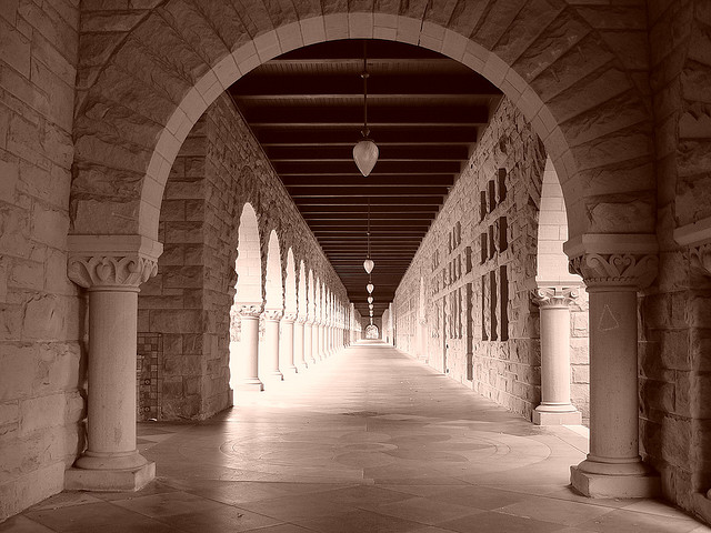 Stanford University by Franco Folini
