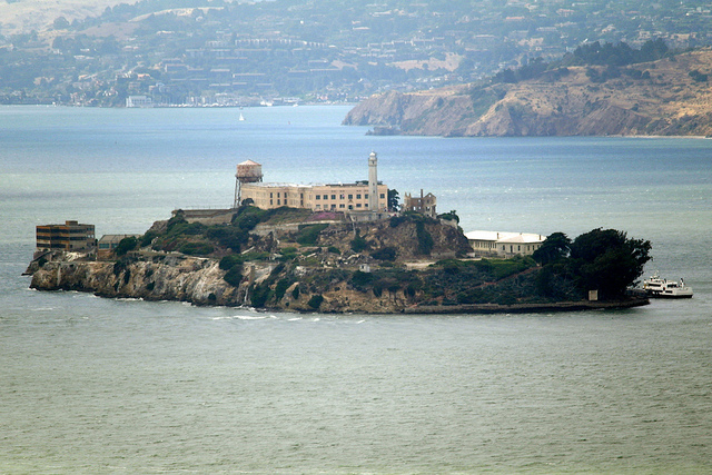 Alcatraz by Alec Perkins